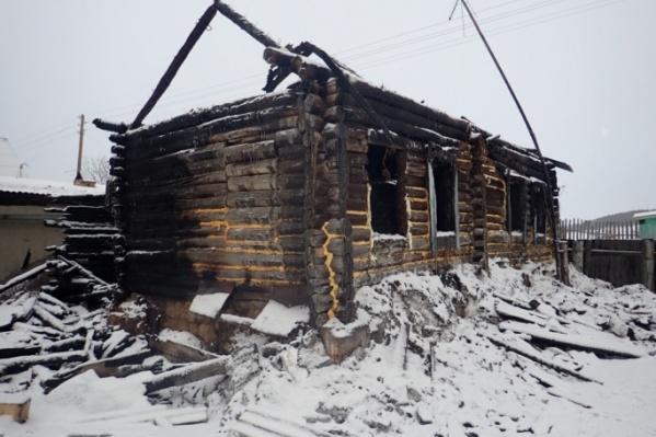 С начала года в Зауралье произошло больше четырех тысяч пожаров