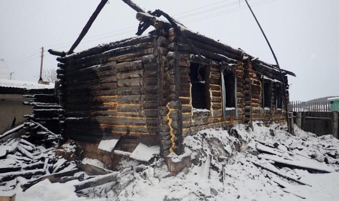 В Зауралье в этом году на пожарах погибло 86 человек