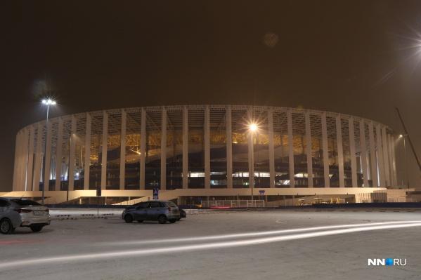 После ЧМ-2018, кроме ледового новогоднего катка с гуляньями, на стадионе ничего масштабного не происходило