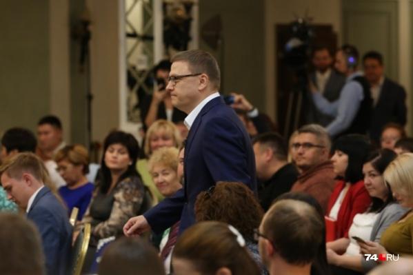 Алексею Текслеру предстоит ответить не только на «паркетные», подготовленные, вопросы, но и на весьма неудобные темы