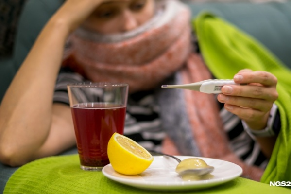 На прошлой неделе за помощью к врачам из-за простуды обратилось около 7 тысяч красноярцев