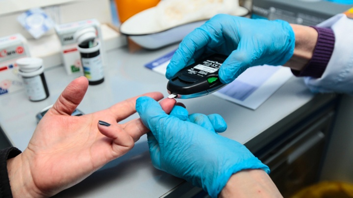 Курганцев приглашают бесплатно проверить уровень сахара в крови