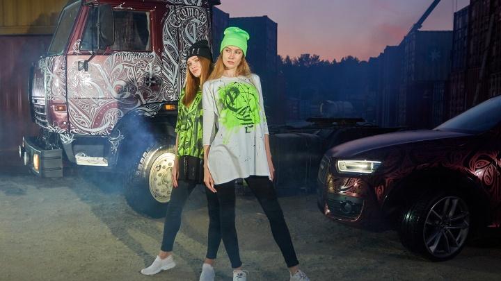 На Неделе моды в Екатеринбурге на подиум выйдет главная красотка города