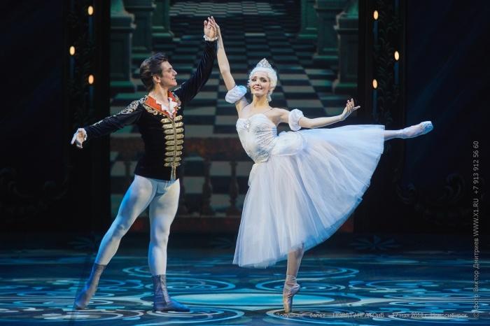 Николай Мальцев и Ксения Захарова впервые представят Новосибирск на шоу«Большой балет»