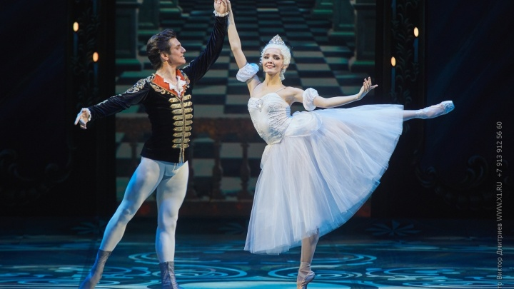 Самую романтичную пару из НОВАТа позвали на телешоу «Большой балет»