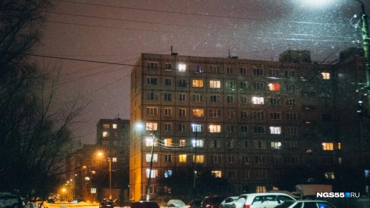 В Рождество температура в Омской области опустится до –16 градусов