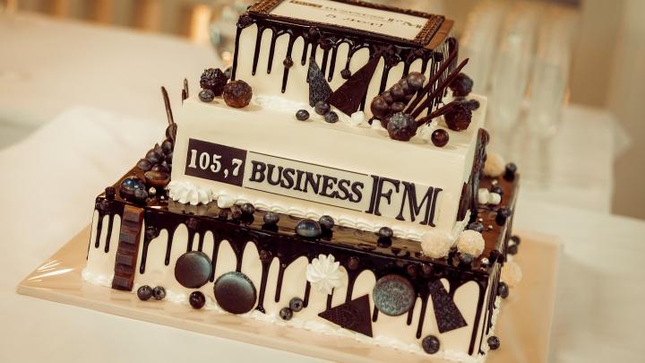 Business FM в Новосибирске отметит день рождения в седьмой раз