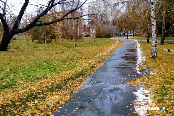 Температура около нуля градусов может продержаться до 22 ноября