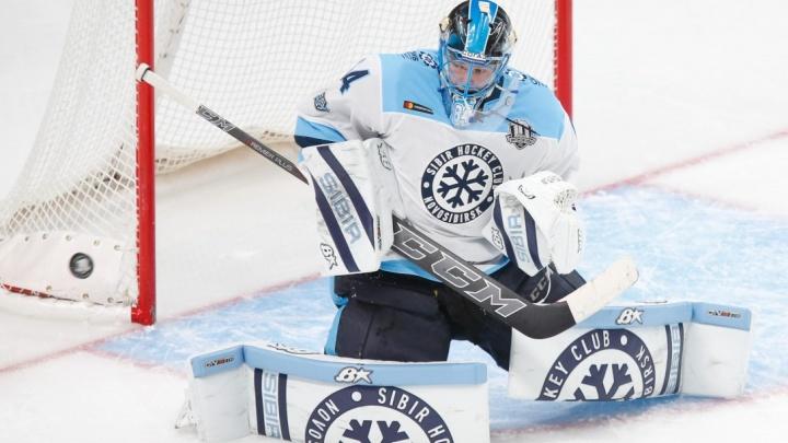 Хоккей: «Сибирь» установила антирекорд по пропущенным шайбам
