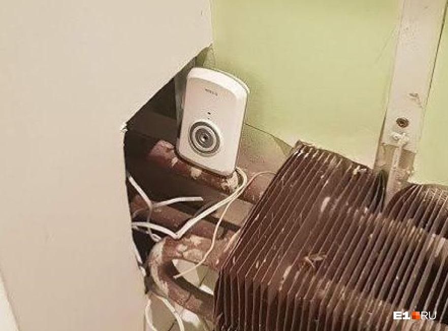 Скрытая камера ваши соседи