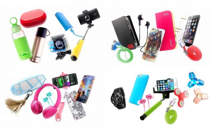 Тысячи полезных товаров для тех, у кого есть телефон, предложили в четырёх магазинах Новосибирска