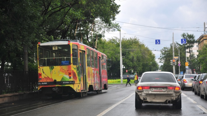 В День города в Екатеринбурге изменятся маршруты трамваев и троллейбусов: публикуем схему