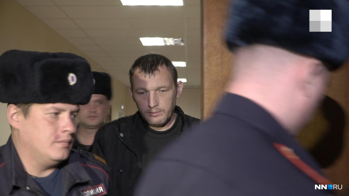 Виктора Пильганова, обвиняющегося в страшном ДТП, арестовали на два месяца