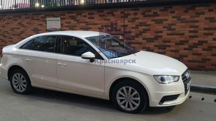 Отчаянные борцы с автохамами в Покровском спустили колёса «Ауди» за парковку во дворе