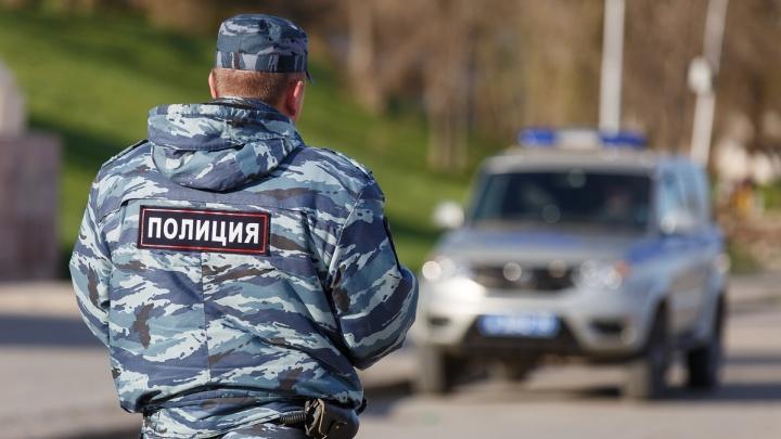 Школьник на велосипеде протаранил патрульную машину в Волгоградской области