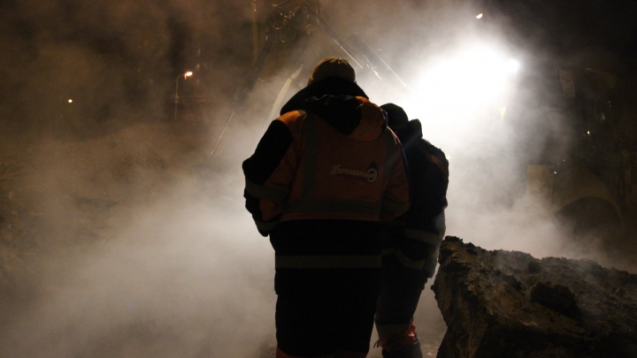 «Уже обогреватели включили»: в Ленинском районе жители 26 домов с утра сидят без отопления