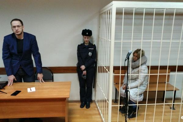 Вера Рабинович уже 10 месяцев сидит под стражей