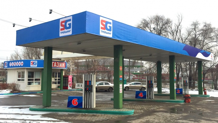 Компания «СГ-трейдинг» открывает новые заправки и дарит пять литров топлива