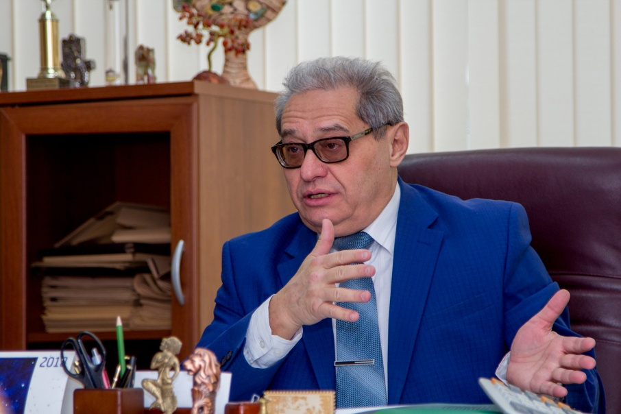 Аркадий Любавин, генеральный директор «Южурал-АСКО»