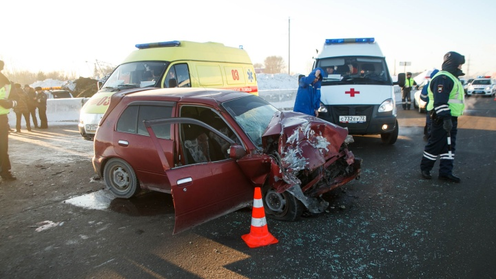 Чаще всего тюменцы попадают в ДТП по понедельникам в центре города: статистика дорожной полиции