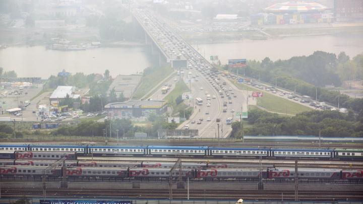 Дышите полной грудью: уровень загрязнения воздуха в Новосибирске понизился