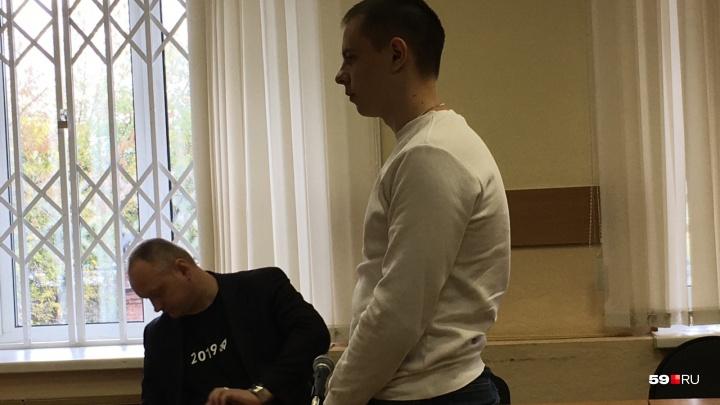 В Перми экс-полицейского приговорили к исправительным работам за удар подростка по голове
