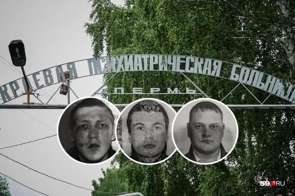 Мужчины с фотографии не сбегали из больницы 25 сентября