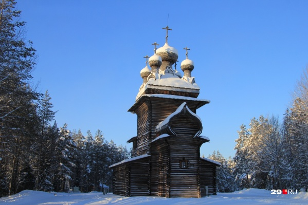 Журналисты Forbes отдельно отметили архитектуру Русского Севера