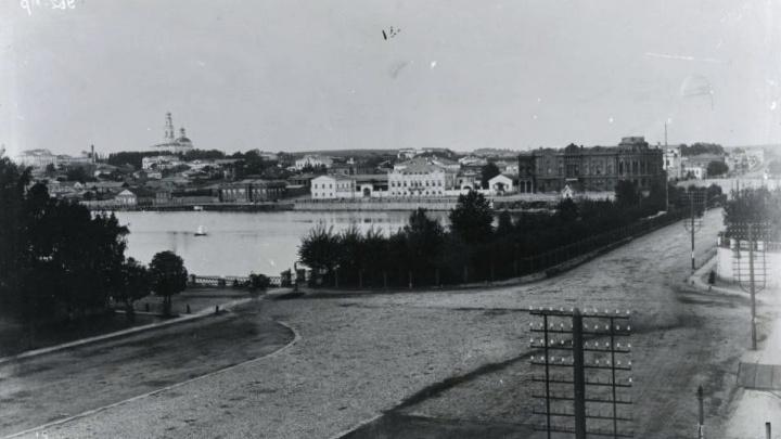 История Екатеринбурга. Основание города