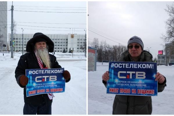 Одиночные пикеты прошли в преддверии массового, который будет завтра в Северодвинске<br>