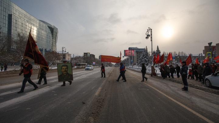 «Им можно всё». Тюменцам разрешили отпраздновать День рождения Сталина