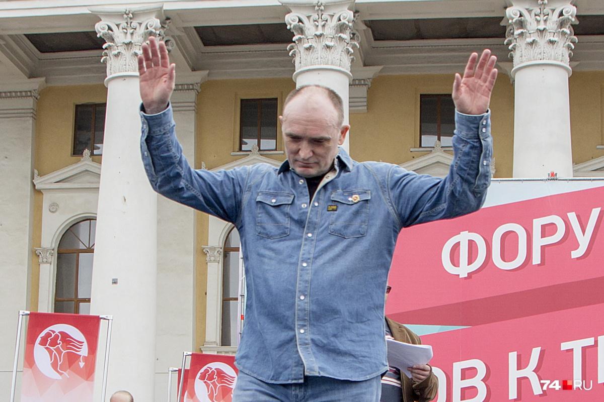 Борис Дубровский попал в больницу через два дня после отставки, сейчас с ним всё в порядке