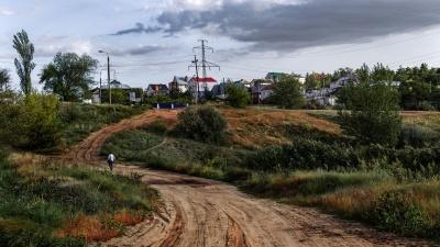 Чем дальше от дорог, тем глубже проваливаешься во времени: фотограф показала Волгоград «деревенский»