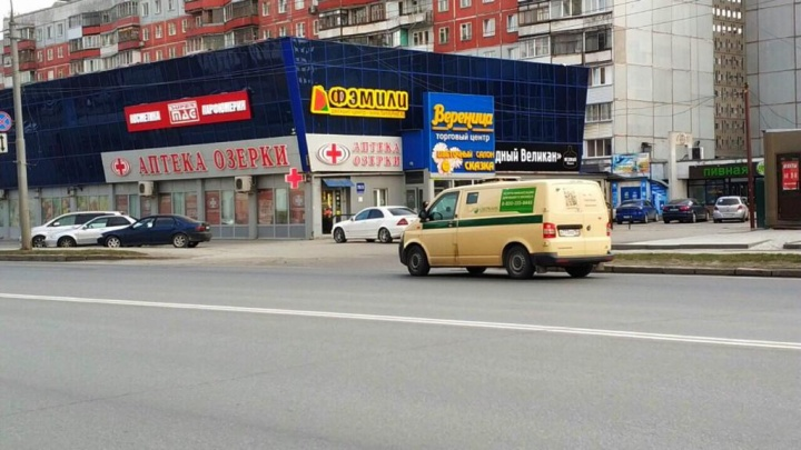 Власти потребовали признать незаконной постройкой опасный торговый центр в Заельцовском районе