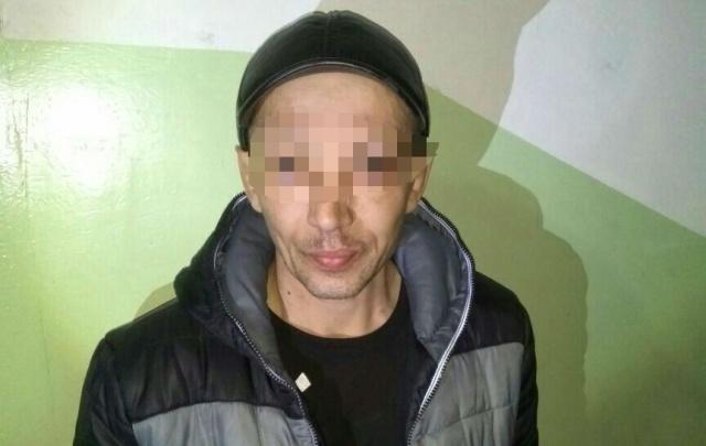 Напавший на школьницу в Уфе признал свою вину