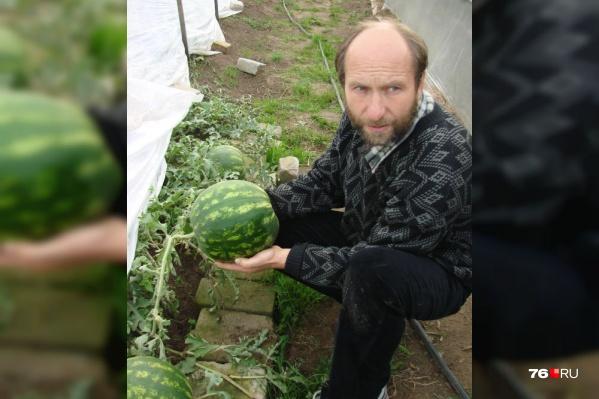 Игорь Басков снабжает Рыбинск арбузами