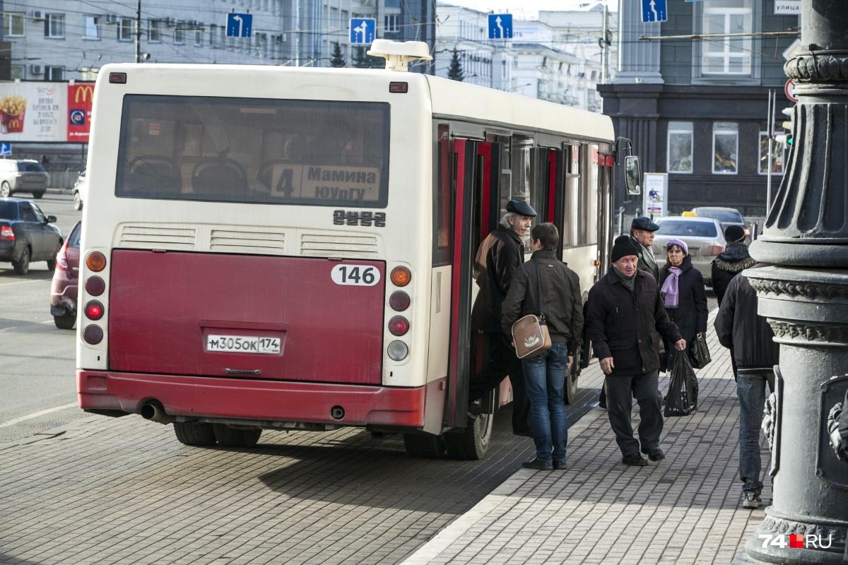 По данным директора ОГТ, на предприятии исправно работают только 55 автобусов