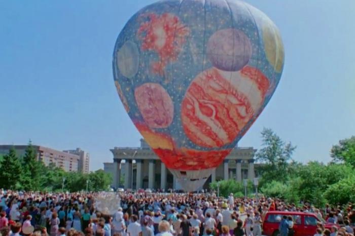 Город на плёнке: идеальный Новосибирск