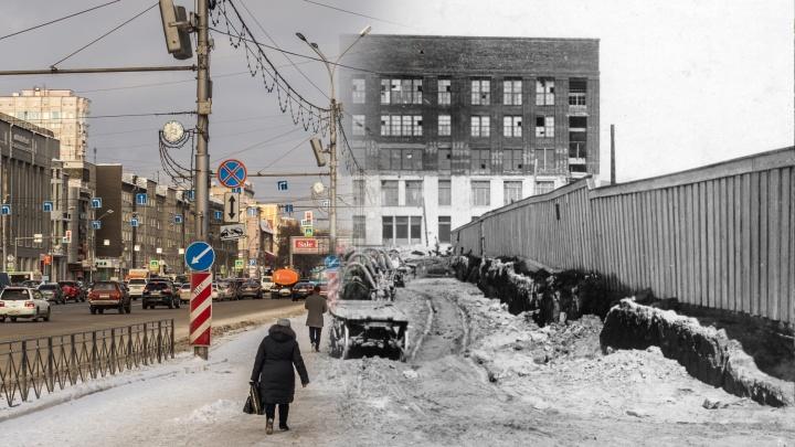 Хребет Новосибирска: фоторепортаж из главного района города