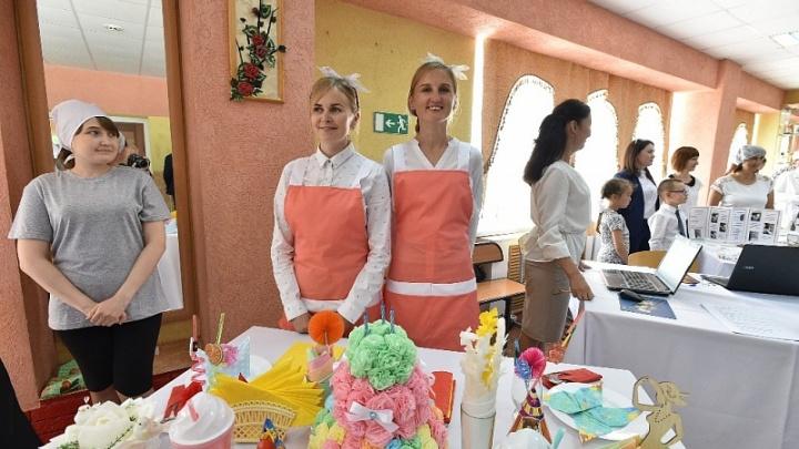 На стадии проекта: в Башкирии собираются бесплатно кормитьмаленьких школьников