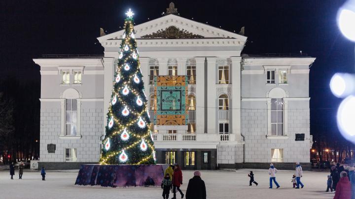 В ГИС-центре рассказали о погоде в Перми 31 декабря