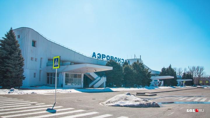 Василий Голубев рассказал, почему буксует проект освоения территории старого аэропорта