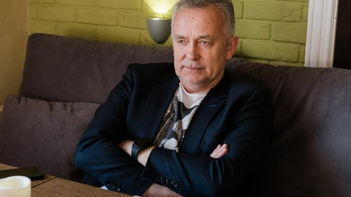 «Я сам ем в своих заведениях. И гостям это важно»: Олег Ощепков — о бизнесе, санкциях и госслужбе
