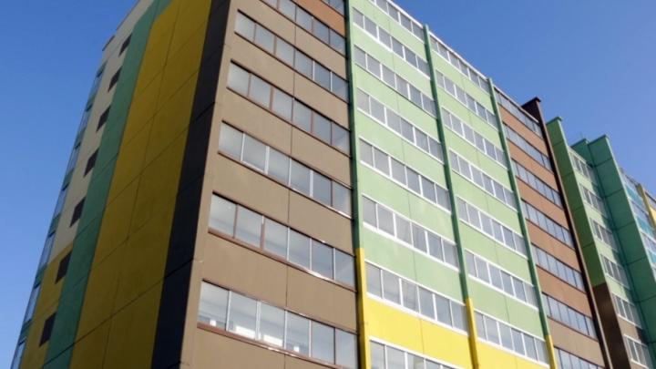 Новый дом в ЖК «Радуга» только сдался, а свободных квартир в нем совсем не осталось
