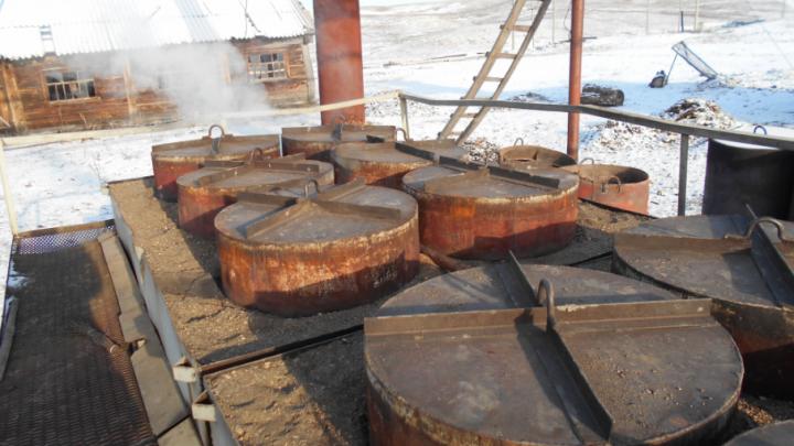 В селе Башкирии жители пожаловались на едкий запах в воздухе