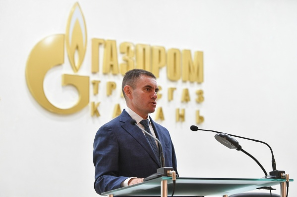 Рустем Усманов выступил перед Рустамом Миннихановым и своими новыми коллегами