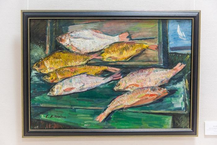 Среди экспонатов —работы «русского импрессиониста» Константина Коровина