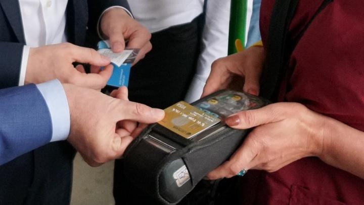Перевозчики и пассажиры пожаловались на сбой системы оплаты проезда в Перми