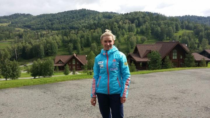 Свердловская биатлонистка Екатерина Глазырина со скандалом пробилась в сборную России