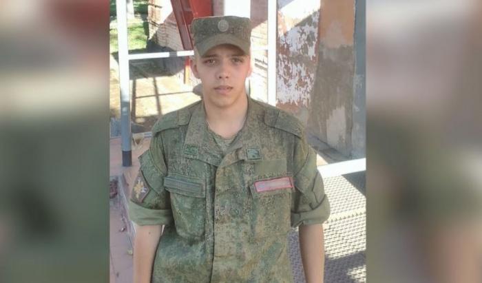 20-летний Раушан совсем недавно приехал из армии